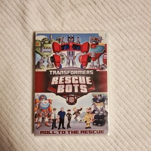Transformers Rescue Bots, Roll To the Rescue